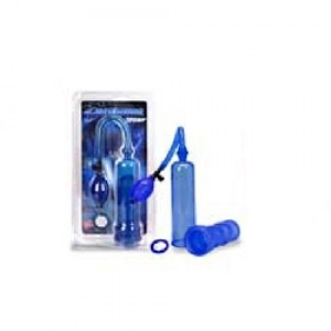 Extreme Enlargement Pump Blue
