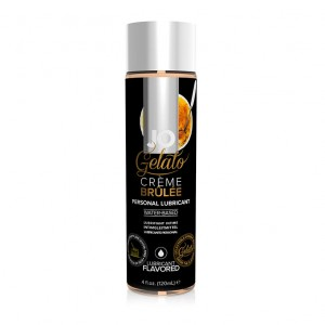 JO Gelato Creme Brulee Personal Lubricant