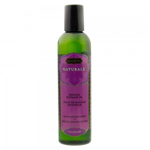 Kama Sutra Massage Oil Island Passion Berry