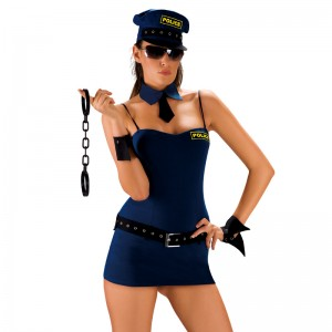 Roxana Policewoman Dress