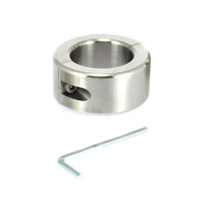 Round Stainless Steel Ballstretcher 270g
