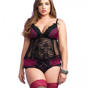 Leg Avenue 2 Piece Adore Set