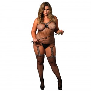 Leg Avenue Reversible Bodystocking UK 16 to 18