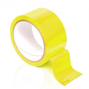 Bondage Tape Yellow