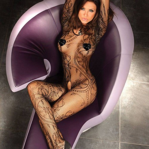 Corsetti Abra Body Stocking UK Size 812