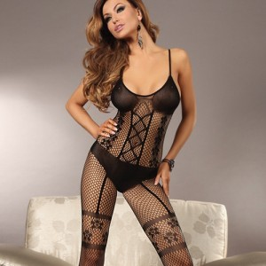 Corsetti Aryiana Body Stocking UK Size 812