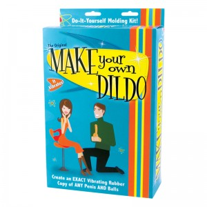 Make Your Own Dildo Kit