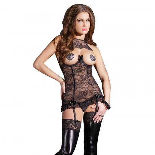 Coquette Cupless Chemise UK 68