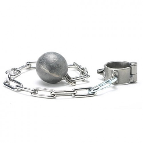Cock Ring and Ball Weight Set