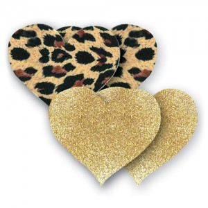 Nippies Pasties  Print Domenico Heart
