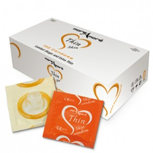 More Amore Ultra Thin Condoms 100 pack