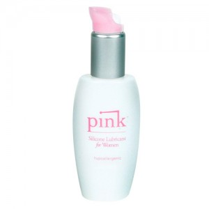 Pink Silicone Lubricant for Women 1.7 oz
