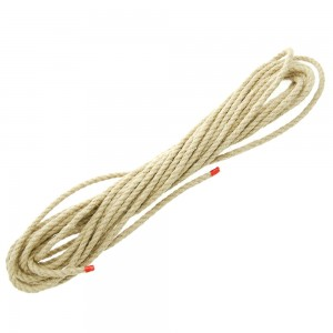 House of Eros Untreated Jute Bondage Rope