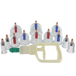 12 Piece Cupping System