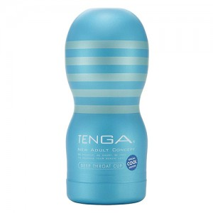 Tenga Deep Throat Cup Cool Edition