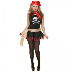 Sexy Pirate Outfit