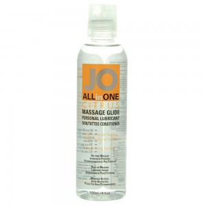 System Jo Massage Oil Citrus