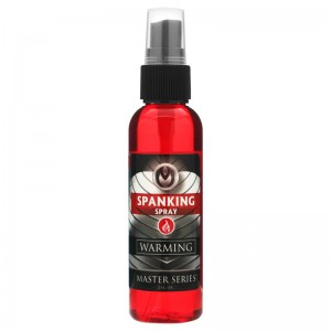 Warming Spank Spray 2oz