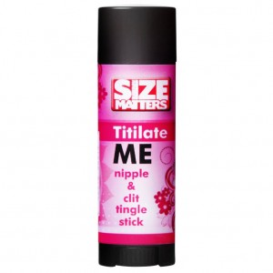 Size Matters Titillate Me Nipple and Clit Tingle Stick