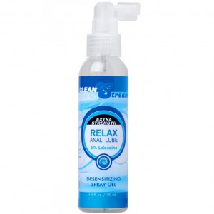 Relax Anal Lube with Lidocaine 4.4 oz