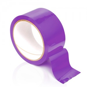 Purple Gloss Bondage Tape