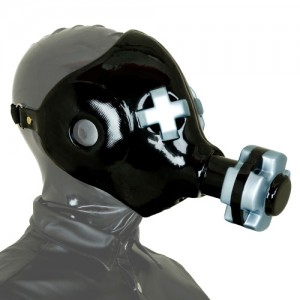 Solid Gas Mask