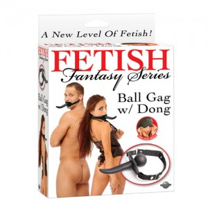 Fetish Fantasy Series Ball Gag W/dong