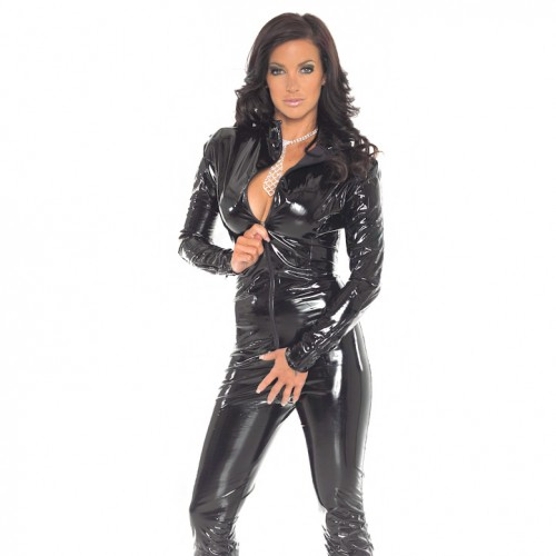 Catsuit with Zipper