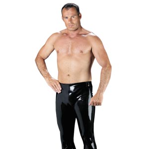 Rubber Secrets Trousers for Men