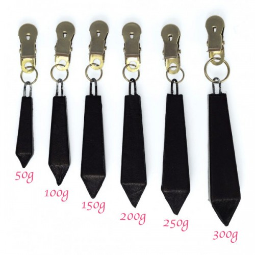 Long Nipple Clamps With Weight 50g